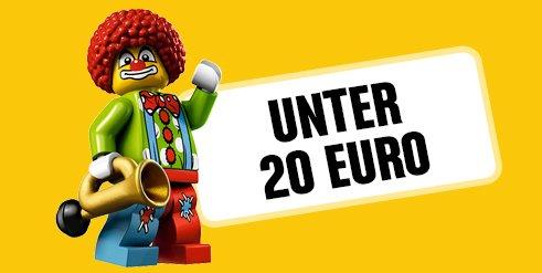 Unter 20 Euro