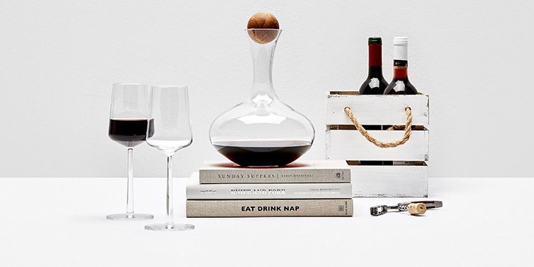 Dekanter, Flaschenöffner & mehr