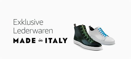Made in Italy Exklusive Lederwaren