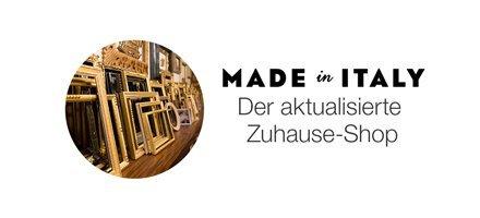 Der aktualisierte Zuhause-Shop, Made in Italy