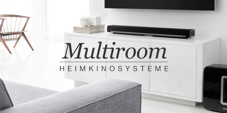 Multiroom heimkinosysteme