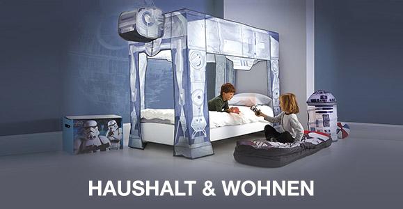 Star Wars Haushalt und Wohnen
