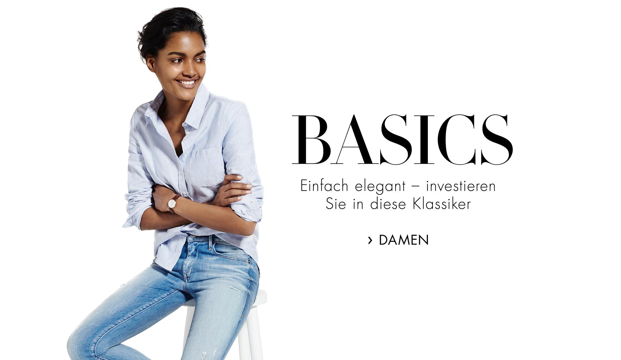 Basics für Damen