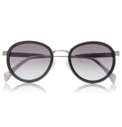 Prada umwerfende Sonnenbrille in quadratischem Design