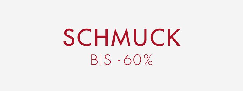 Schmuck bis -60%