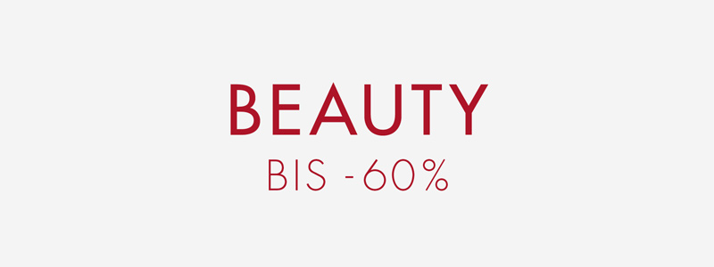 Beauty bis -60%