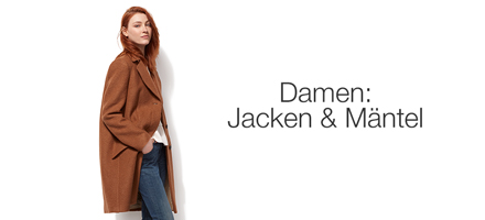 Damen Jacken & Mäntel