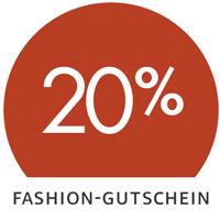 20% Gutschein auf Artikel der H/W-Kollektion