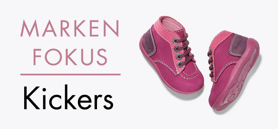 Markenfokus: Kickers