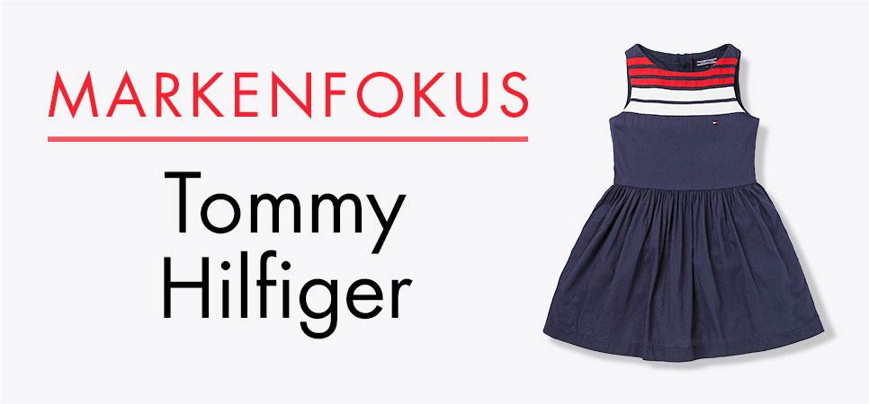 Marken Fokus Tommy Hilfiger