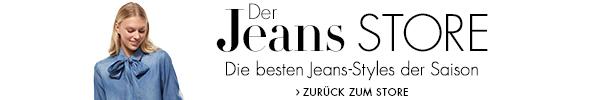 Der Jeans Store - Die besten Jeans-Styles der Saison