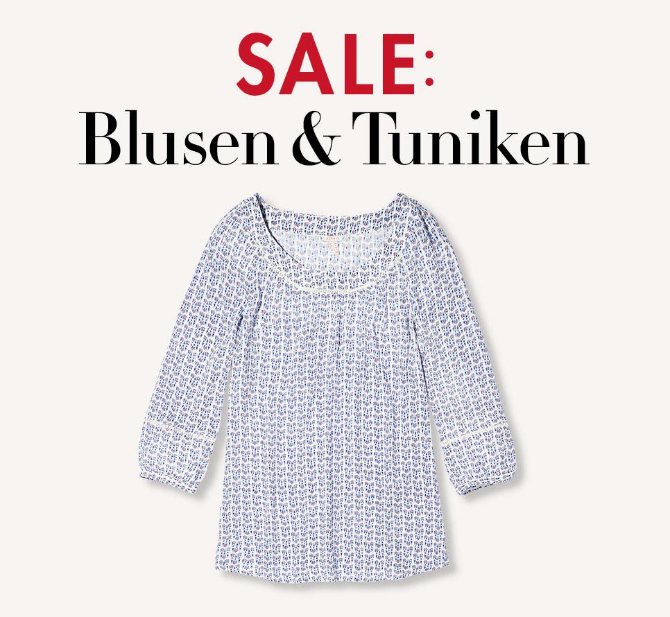 Sale Favoriten: Blusen & Tuniken