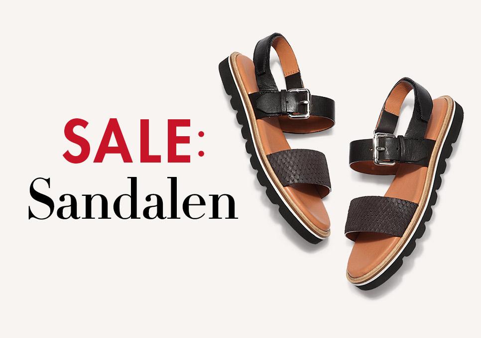 Sale Favoriten: Sandalen