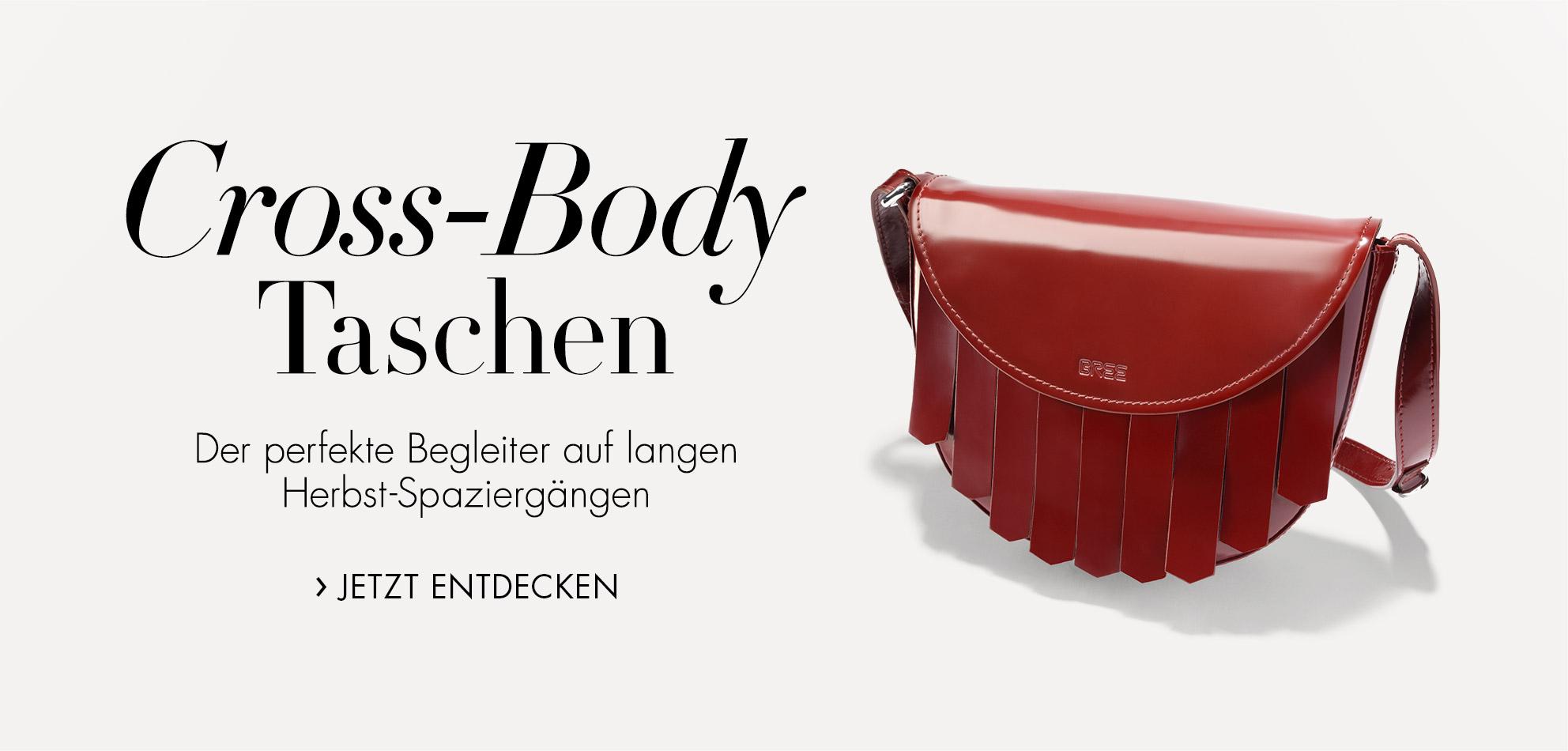 Cross-Body Taschen