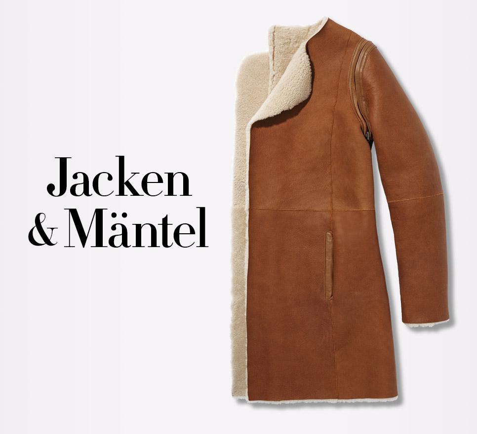 Herbst 2016: Jacken & Mäntel