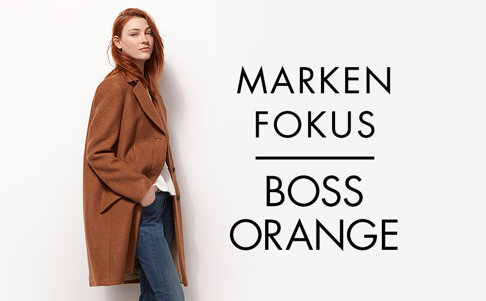 Marken Fokus: Boss Orange
