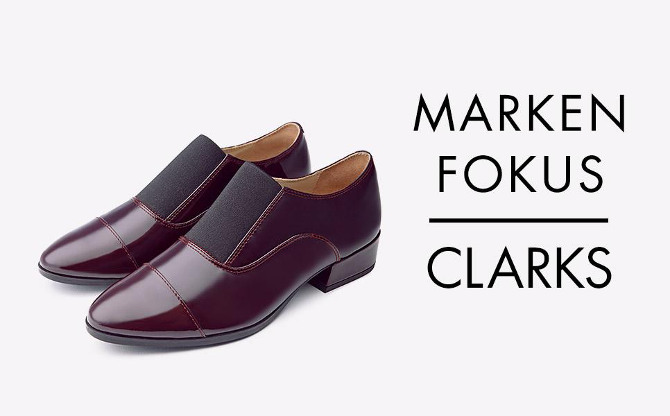 Marken Fokus: Clarks