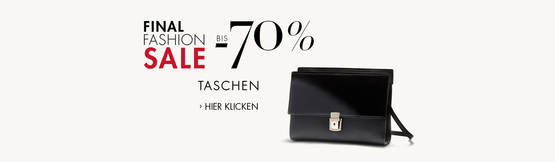 Fashion Sale: Taschen