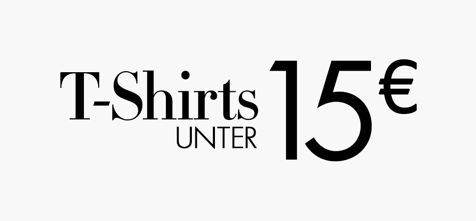 Mädchen T-Shirts unter 15 Euro