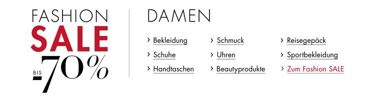 Fashion Sale Damen