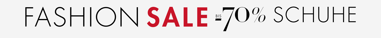 Fashion Sale bis 70% - Schuhe