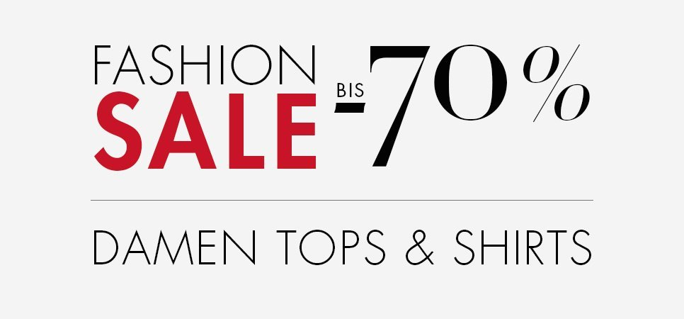 Sale: Tops & Shirts