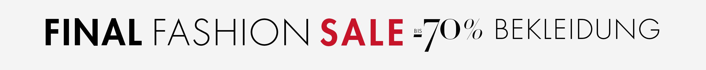 Final Fashion Sale -70%