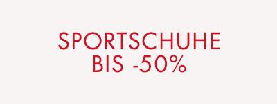Sportschuhe bis -50%