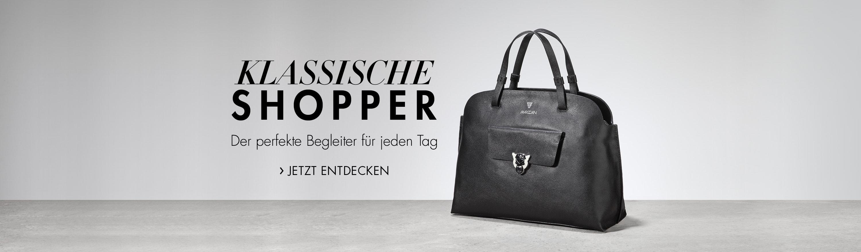 Klassische Shopper