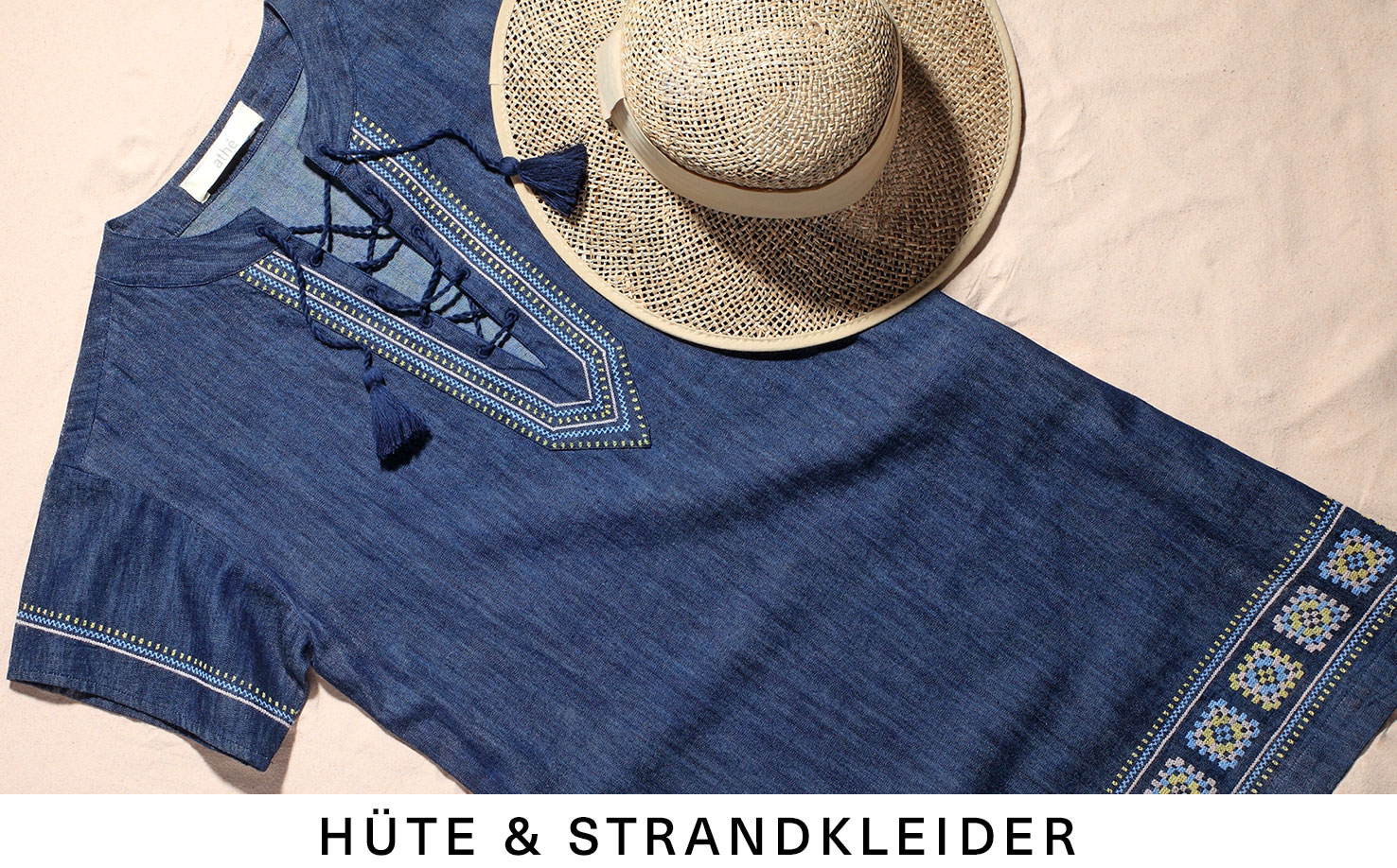 Hüte & Strandkleider