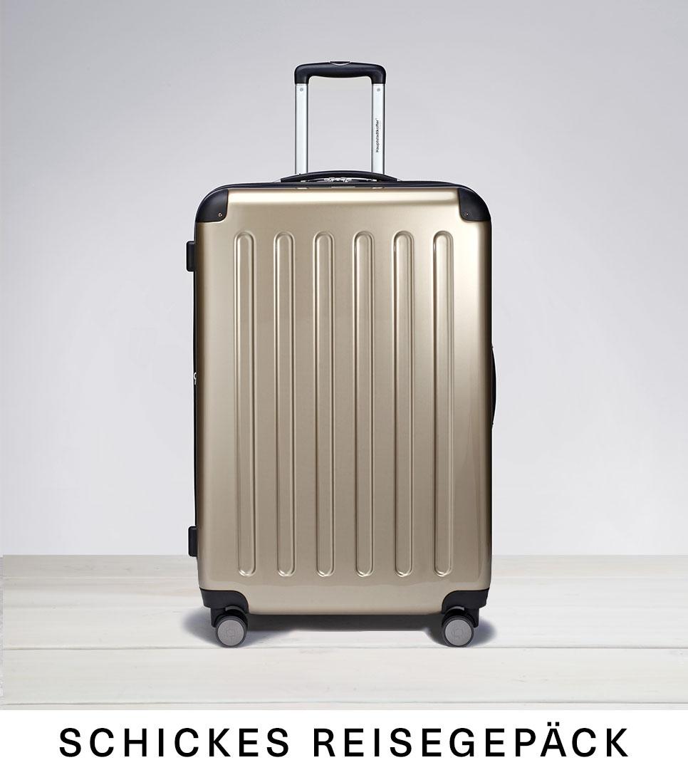 Schickes Reisegepäck