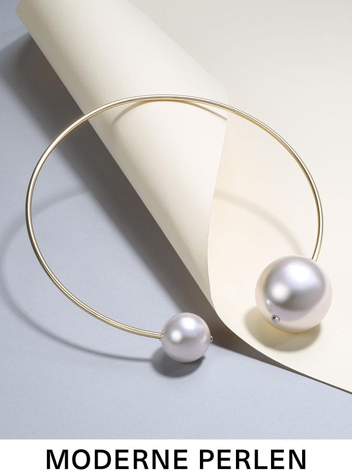 Moderne Perlen