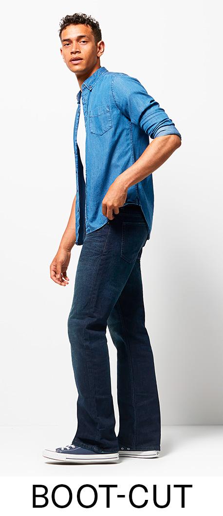 Jeans Boot-Cut