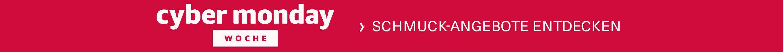 Cyber monday Woche - Schmuck Angebote und Aktionen