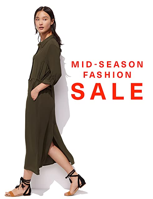 Mid-Season Fashion Sale