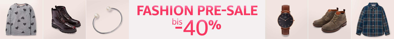 Fashion Sale bis -40%