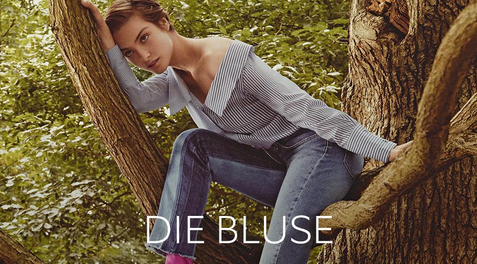 find. Die Bluse