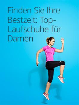Top-Laufschuhe für Damen