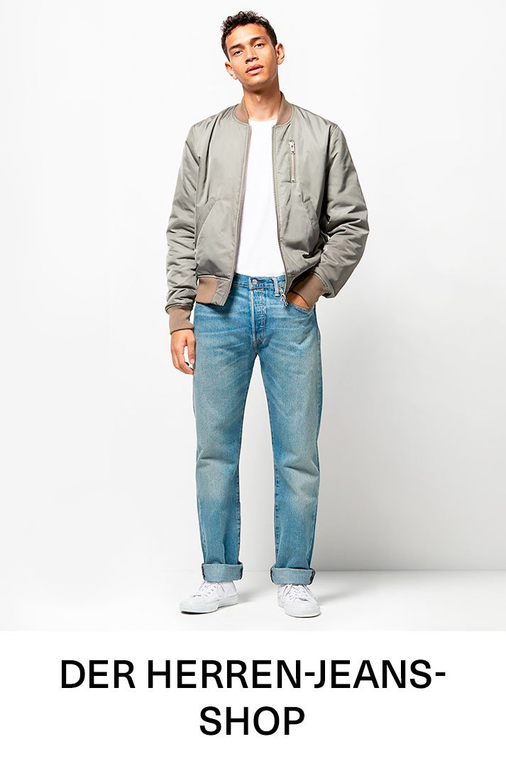 Der Herren Jeans Shop