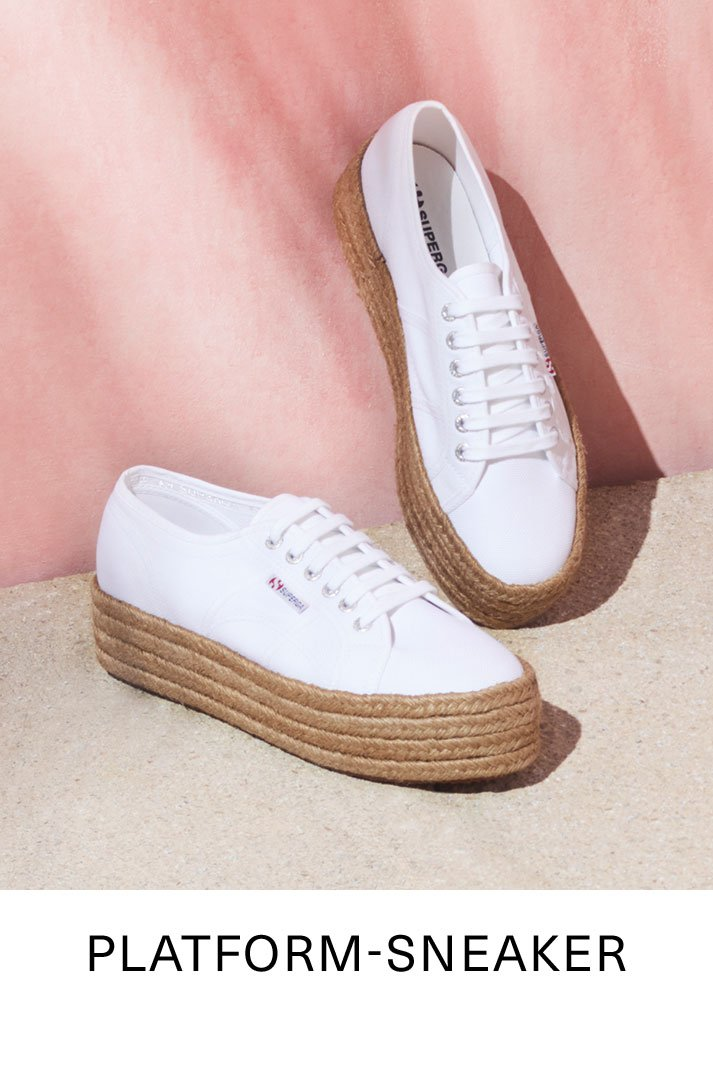 Platform-Sneaker