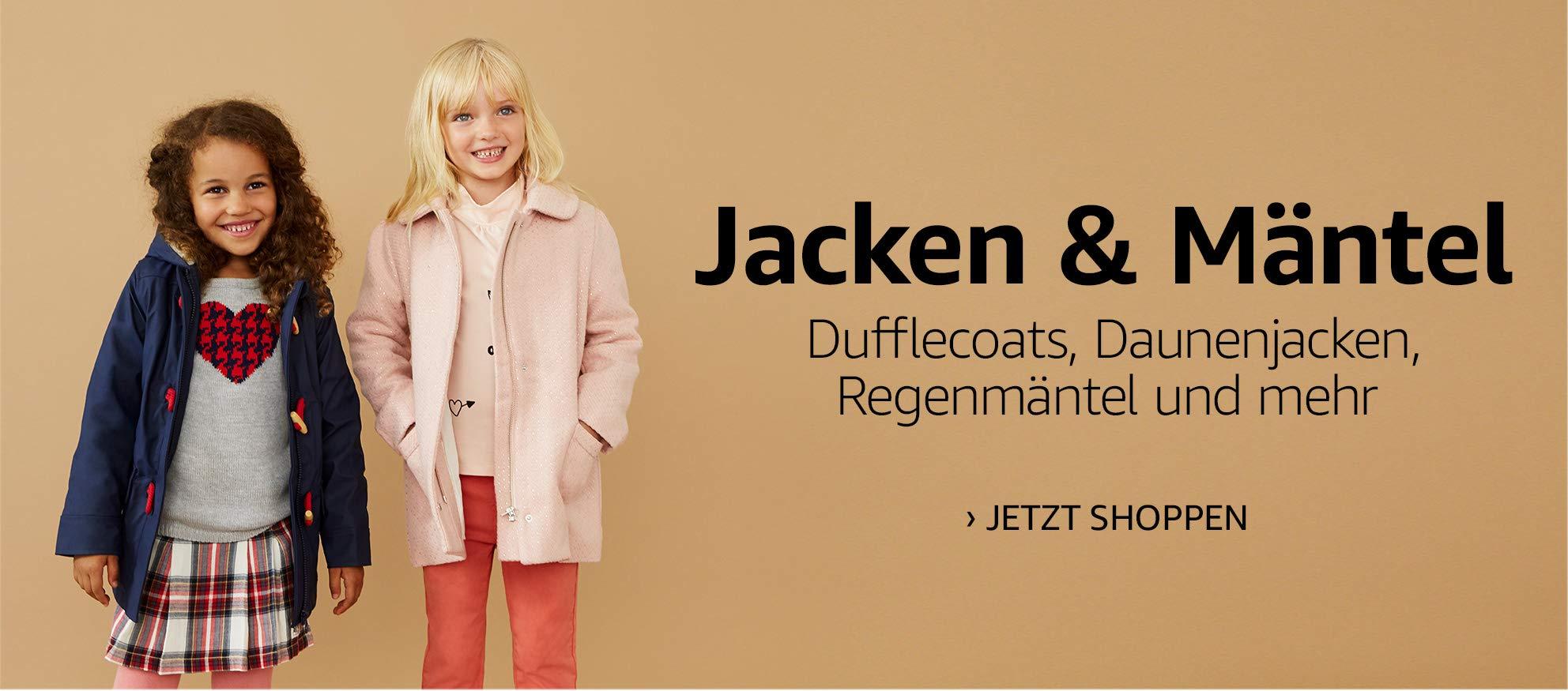 JACKEN & MÄNTEL