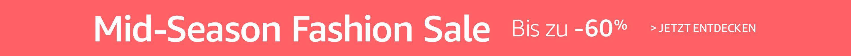 Mid Season Fashion Sale - Bis zu -60%