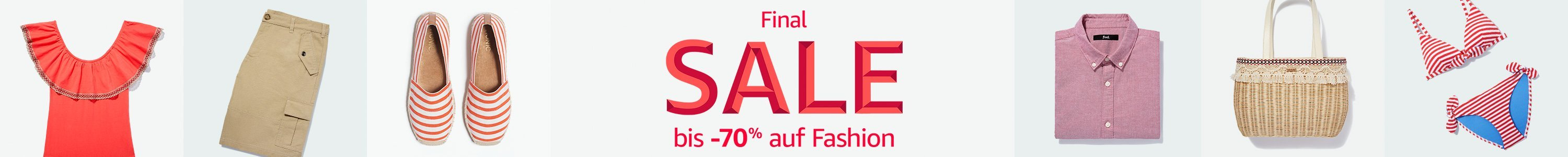 Fashion Sale bis -70%