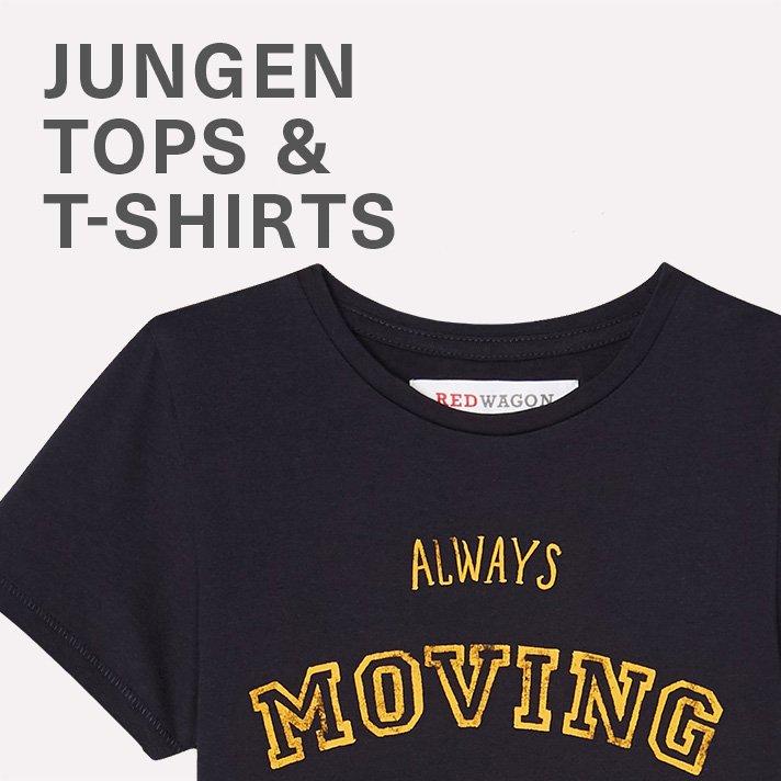 Jungen Tops & T-Shirts