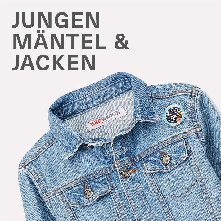 Jungen Mäntel & Jacken