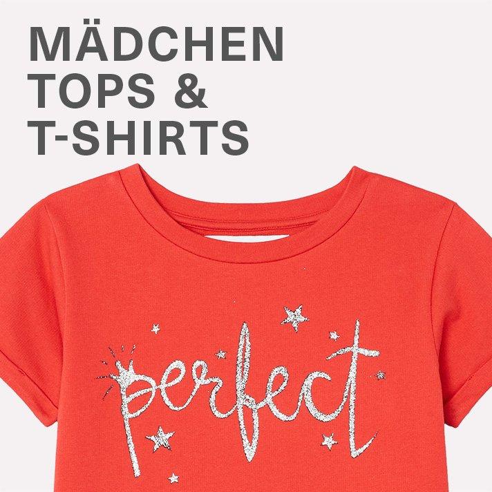 Mädchen Tops & T-Shirts