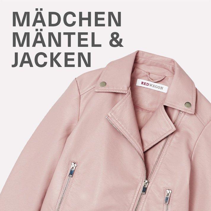 Mädchen Mäntel & Jacken