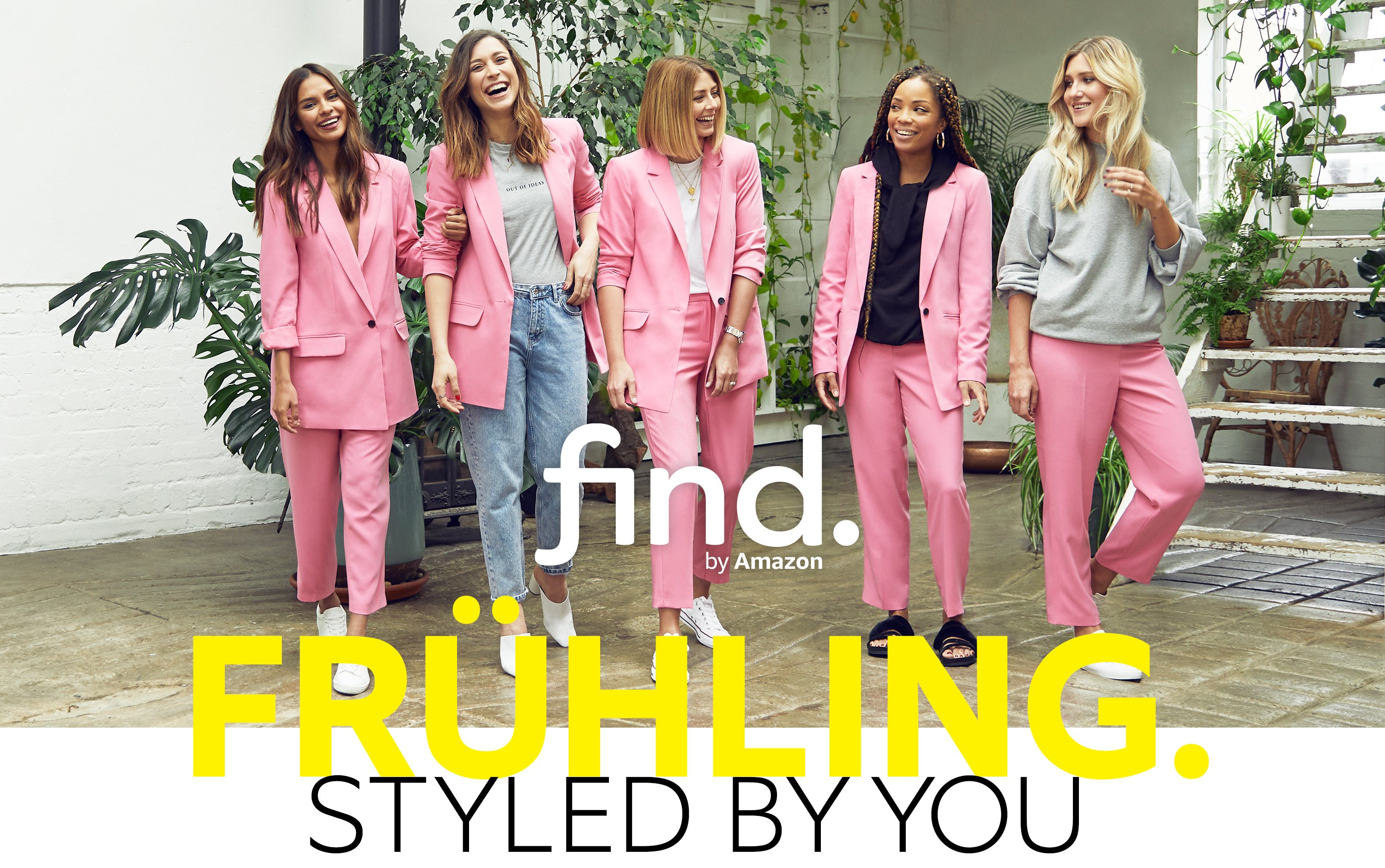 find. Frühling. Styled by You