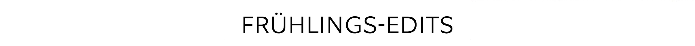 find Frühlings-Edits