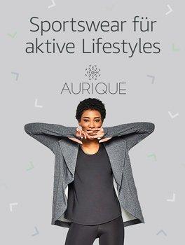 Aurique: Sportswear für active Lifestyles